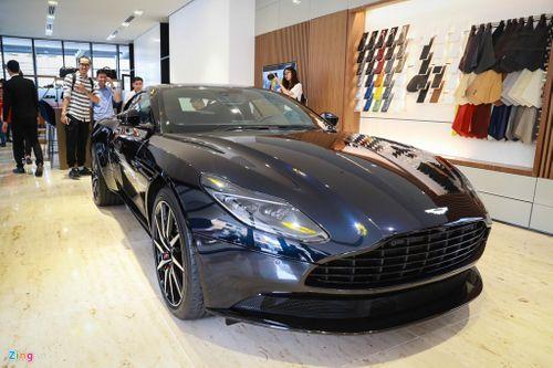 Siêu xe Aston Martin DB11 giá hơn 15 tỷ đồng chính thức lên kệ ở Việt Nam - Ảnh 2