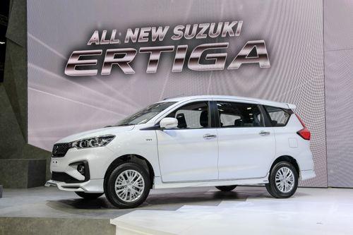 Mẫu xe Suzuki Ertiga 2019 giá 478 triệu đồng sắp về Việt Nam - Ảnh 1