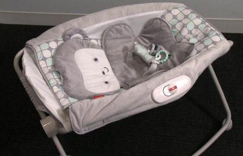 Hãng Fisher-Price của Mỹ phải thu hồi gần 5 triệu sản phẩm nôi rung cho trẻ sơ sinh - Ảnh 1