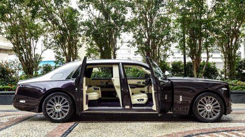 Có gì mới trong chiếc Rolls-Royce Phantom mới bàn giao cho đại gia Hồng Kông? - Ảnh 1