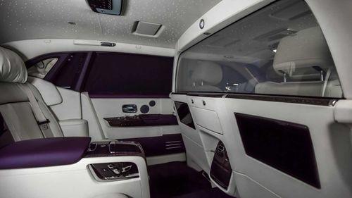 Có gì mới trong chiếc Rolls-Royce Phantom mới bàn giao cho đại gia Hồng Kông? - Ảnh 2
