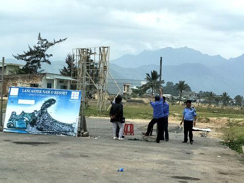 Đà Nẵng: Đơn vị rào đường xuống biển của dân nói gì? - Ảnh 1