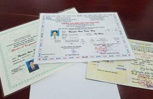 Đà Nẵng: Tiến sĩ giả vào làm việc tại trường đại học - Ảnh 1