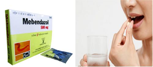 Thuốc Mebendazol chuyên trị giun bị đình chỉ lưu hành - Ảnh 1