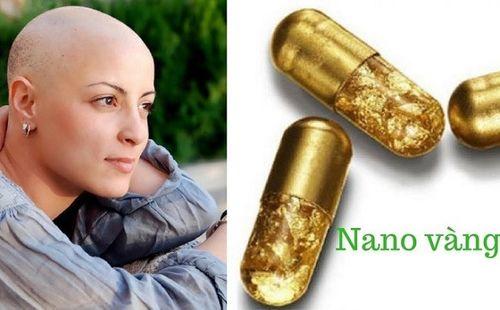 """""""Thần dược"""" nano vàng: Chết vì ngộ độc trước khi chữa được ung thư! - Ảnh 1"""