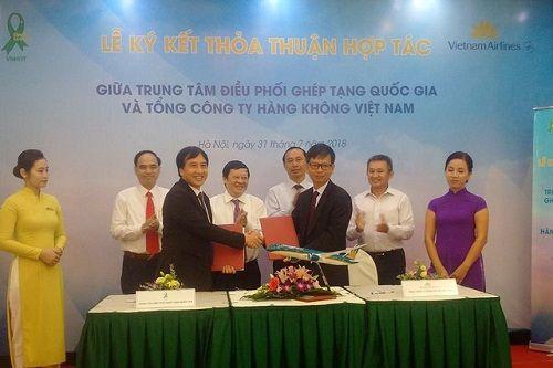 Trung tâm điều phối ghép tạng quốc gia được vận chuyển mô tạng cứu người miễn phí - Ảnh 1