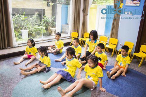 Bất ngờ với chất lượng đầu ra của lớp học Tiếng Anh trẻ em 4 kỹ năng giữa lòng thủ đô - Ảnh 2