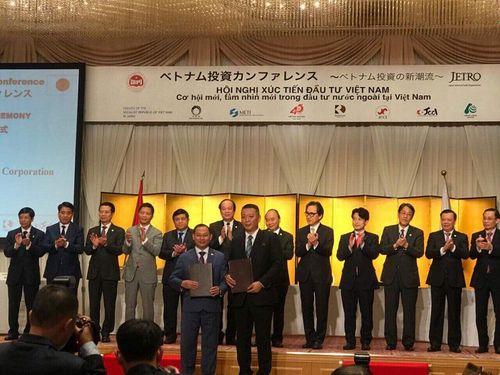 Tập đoàn TMS ký kết biên bản thỏa thuận hợp tác quan trọng tại Nhật Bản - Ảnh 2