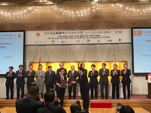 Tập đoàn TMS ký kết biên bản thỏa thuận hợp tác quan trọng tại Nhật Bản - Ảnh 3