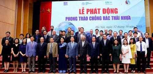FrieslandCampina Việt Nam tham gia chương trình chống rác thải nhựa - Ảnh 1