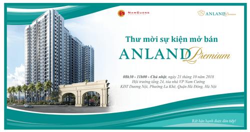 Dự án Anland Premium náo nhiệt trước thềm mở bán vào ngày 21/10/2018 - Ảnh 1