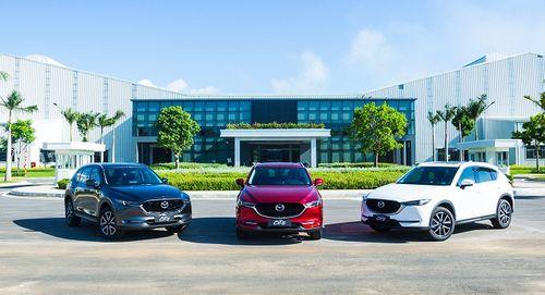 Thaco công bố giá bán xe Mazda màu sơn cao cấp mới - Ảnh 3