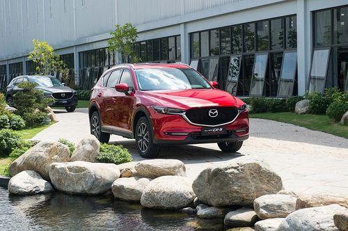 Thaco công bố giá bán xe Mazda màu sơn cao cấp mới - Ảnh 4