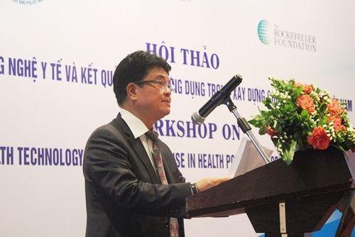 Nhiều kết quả bước đầu trong ứng dụng công nghệ y tế tại Việt Nam - Ảnh 1