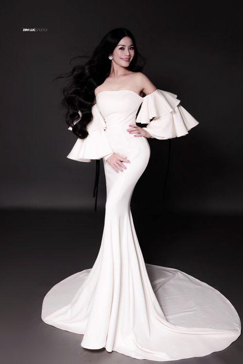 Doanh nhân Mai Vũ tham dự cuộc thi Hoa hậu Doanh nhân người Việt Châu Âu 2018 - Ảnh 4