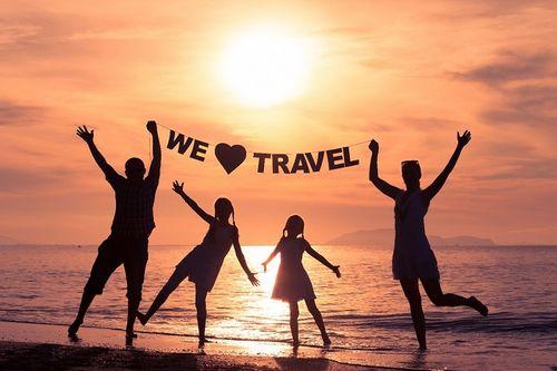 Xu hướng du lịch nghỉ dưỡng đón năm mới - Ảnh 1