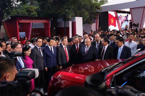 """VinFast tiếp tục """"xuyên Việt"""" qua Cần Thơ, Nha Trang, Đà Nẵng và Hà Tĩnh - Ảnh 1"""