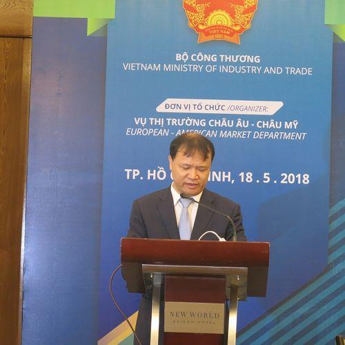 NutiFood tham gia thảo luận tại Diễn đàn thương mại Việt – Mỹ - Ảnh 1