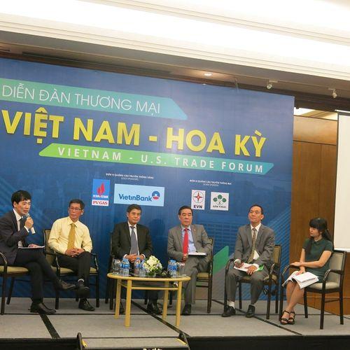 NutiFood tham gia thảo luận tại Diễn đàn thương mại Việt – Mỹ - Ảnh 3