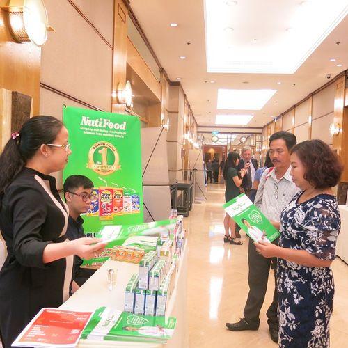 NutiFood tham gia thảo luận tại Diễn đàn thương mại Việt – Mỹ - Ảnh 5