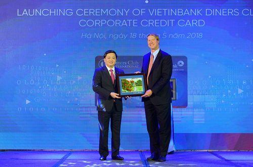Ra mắt Thẻ tín dụng quốc tế doanh nghiệp VietinBank Diners Club - Ảnh 2