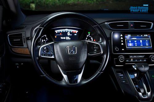 Honda CR-V L 2018 - Crossover đáng mua tại Việt Nam - Ảnh 5