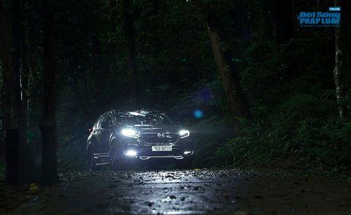 Honda CR-V L 2018 - Crossover đáng mua tại Việt Nam - Ảnh 9