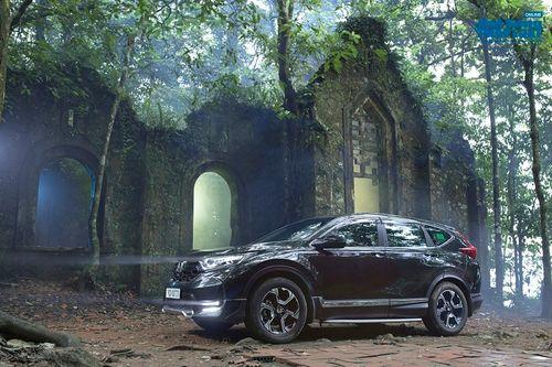 Honda CR-V L 2018 - Crossover đáng mua tại Việt Nam - Ảnh 11