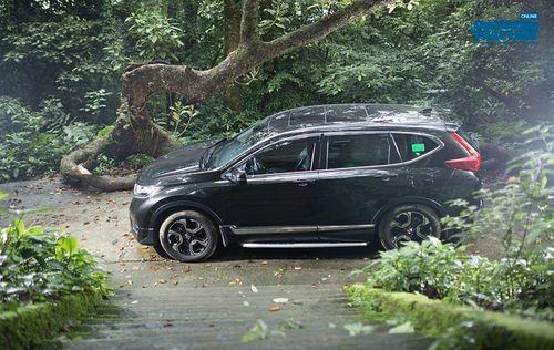 Honda CR-V L 2018 - Crossover đáng mua tại Việt Nam - Ảnh 12