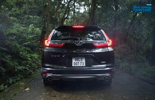 Honda CR-V L 2018 - Crossover đáng mua tại Việt Nam - Ảnh 13