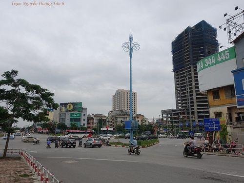 """Ý nghĩa đặc biệt của """"những cây cột màu xanh"""" giữa thủ đô - Ảnh 5"""