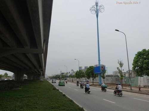 """Ý nghĩa đặc biệt của """"những cây cột màu xanh"""" giữa thủ đô - Ảnh 7"""