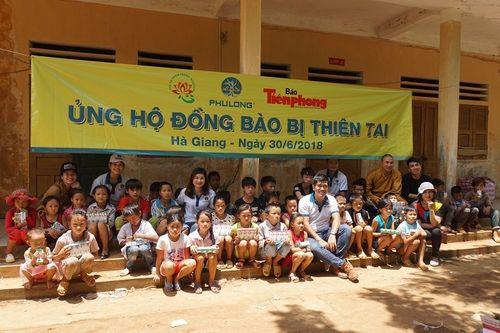 Tấm lòng Phú Long hướng về vùng lũ Hà Giang - Ảnh 4