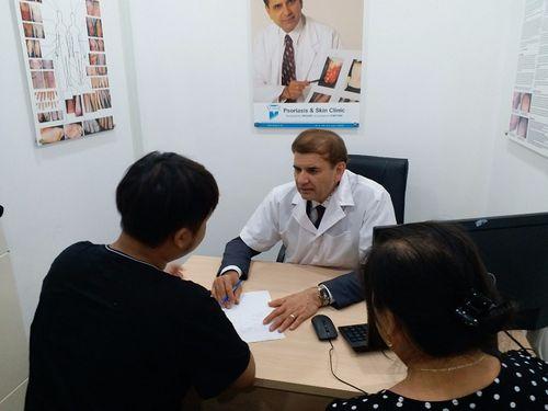 Điều trị bệnh vẩy nến hiệu quả bằng thảo dược - Ảnh 1