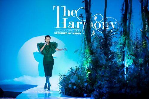 The Harmony Collection 2018: Sự hoà quyện của đa sắc màu nghệ thuật - Ảnh 3
