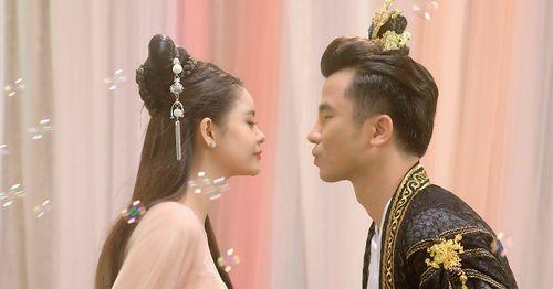 Trương Quỳnh Anh tung teaser MV ấn tượng như phim mỹ nhân cung đấu - Ảnh 1
