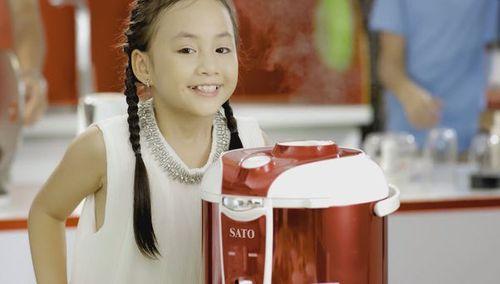 SATO – Người bạn đồng hành của gia đình Việt - Ảnh 2