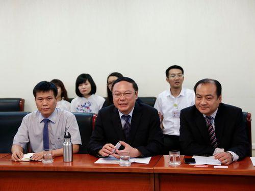 Công ty Truyền thông PL ký kết thoả thuận hợp tác cùng Bộ Tài nguyên và Môi trường - Ảnh 1