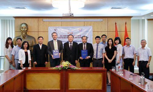 Công ty Truyền thông PL ký kết thoả thuận hợp tác cùng Bộ Tài nguyên và Môi trường - Ảnh 5