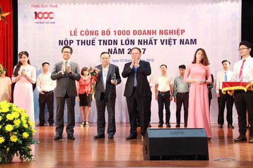Vietjet thuộc top 100 doanh nghiệp nộp thuế lớn nhất Việt Nam năm 2017 - Ảnh 1