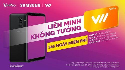 """VinPro, Samsung, Vietnamobile tạo """"Liên minh không tưởng"""": Lợi nhất là khách hàng - Ảnh 2"""
