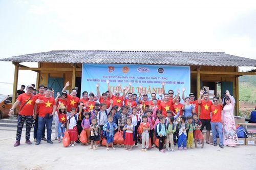 Đoàn thiện nguyện dự án xây dựng trường tiểu học Tà Moong tổ chức lễ khánh thành trước thềm năm học mới - Ảnh 15