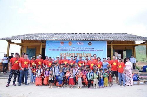 Đoàn thiện nguyện dự án xây dựng trường tiểu học Tà Moong tổ chức lễ khánh thành trước thềm năm học mới - Ảnh 2