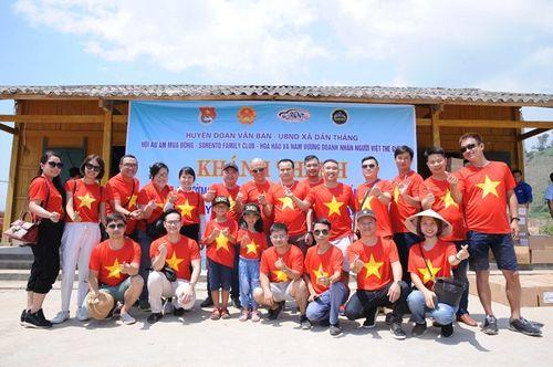 Đoàn thiện nguyện dự án xây dựng trường tiểu học Tà Moong tổ chức lễ khánh thành trước thềm năm học mới - Ảnh 3
