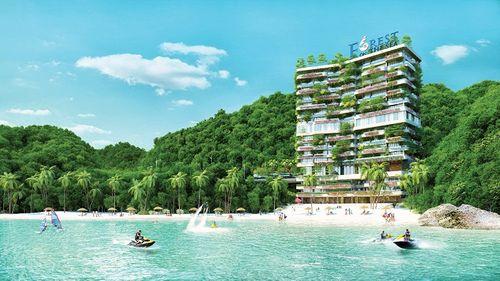 5 điểm nhấn của tổ hợp nghỉ dưỡng 5 sao trên đảo Cát Bà - Ảnh 2