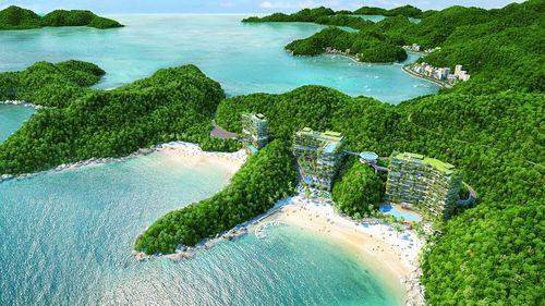 5 điểm nhấn của tổ hợp nghỉ dưỡng 5 sao trên đảo Cát Bà - Ảnh 5