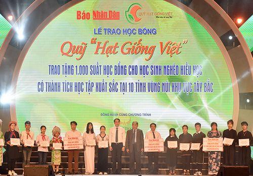 Tập đoàn Mường Thanh: Trao tặng 1000 suất học bổng cho học sinh 10 tỉnh Miền núi phía Bắc  - Ảnh 2