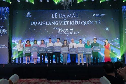 Dự án Làng Việt kiều quốc tế Hải Phòng: 100% sản phẩm đợt 1 được đăng ký mua trong ngày ra mắt - Ảnh 3