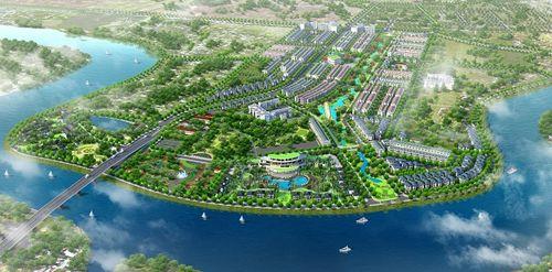 River Silk City: Cảm hứng sống xanh giữa thành phố Phủ Lý - Ảnh 1
