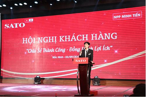 """Hội nghị khách hàng tại Bắc Ninh: """"Chia sẻ thành công - Đồng hành lợi ích"""" - Ảnh 1"""
